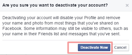 Facebook Account Ko Delete Aur Deactivate Kaise Kare6