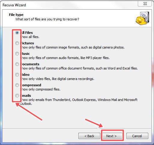 Computer Ya Laptop Me Delete Huyi Files Ko Kaise Wapis Laye 2