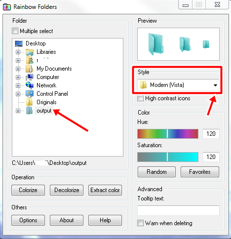 Computer Ke Folder Ka Color Kaise Change Kare 2