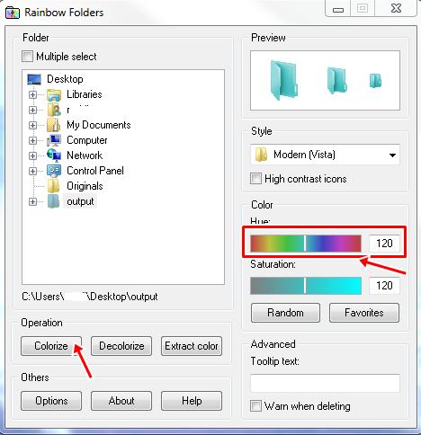 Computer Ke Folder Ka Color Kaise Change Kare 3