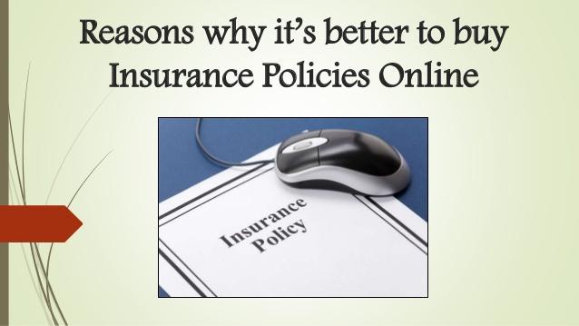 Online insurance ke faide