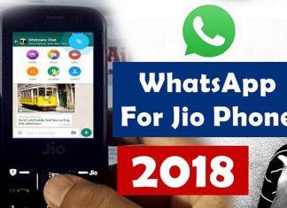 Jiophone me whatsapp kaise download kare