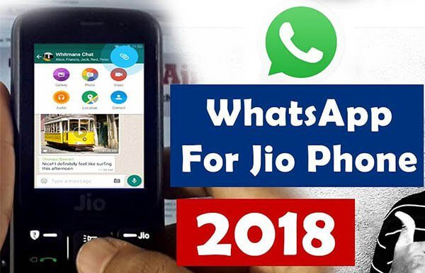 Jiophone me whatsapp kaise download kare