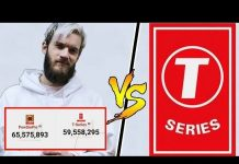 tseries vs pewdipie hindi