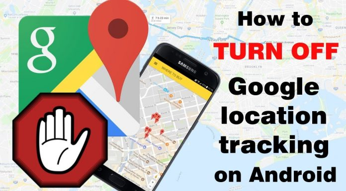 google location tracking ko kaise band kare