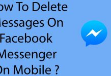 facebook messenger delete for everyone in hindi