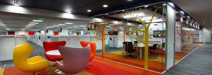 Google Banglore Office