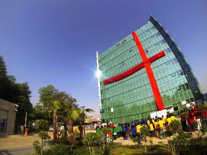 Google Gurgaon office