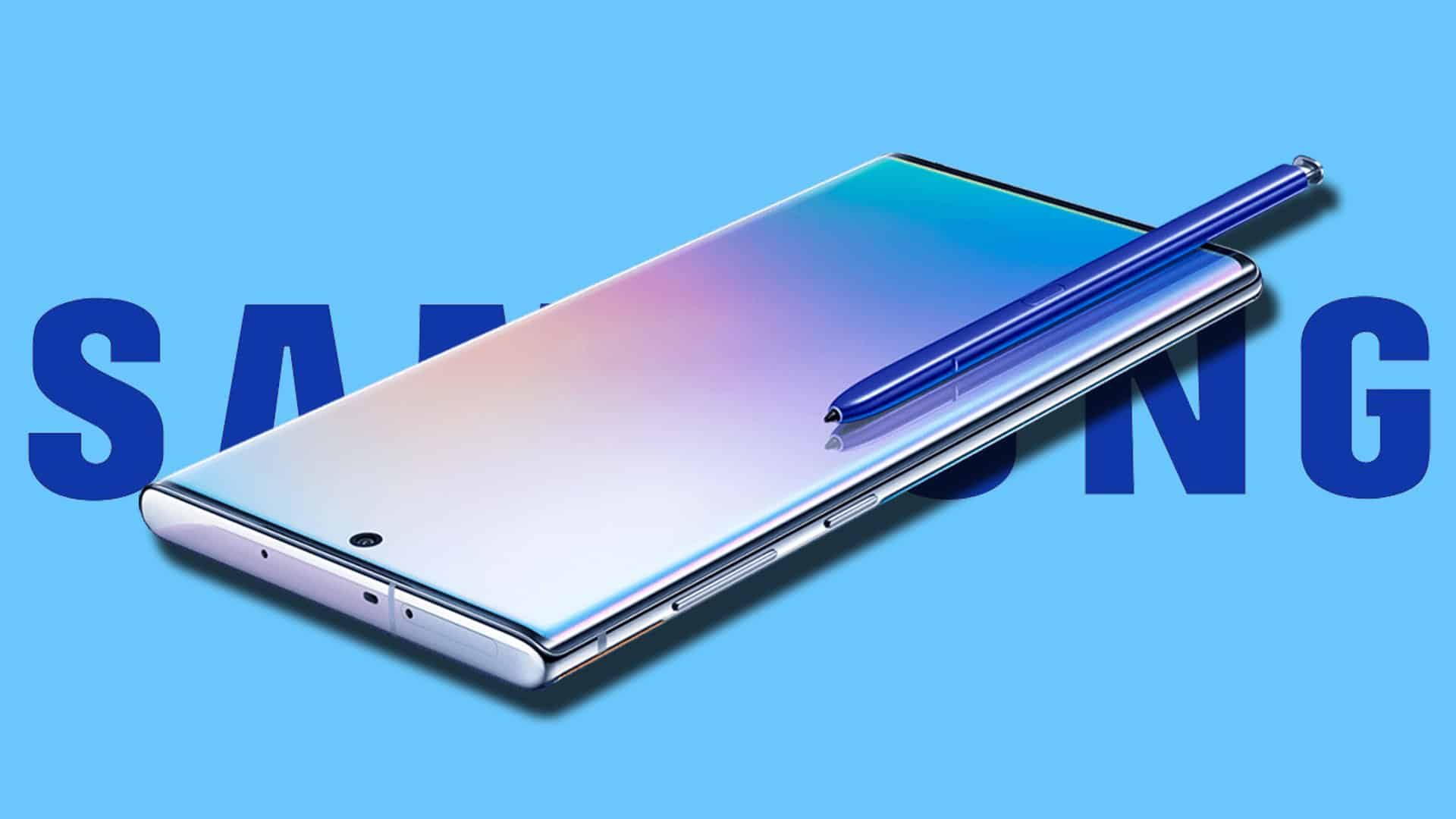 galaxy note 10 price in india